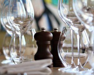 Book table - Restaurant Resumé